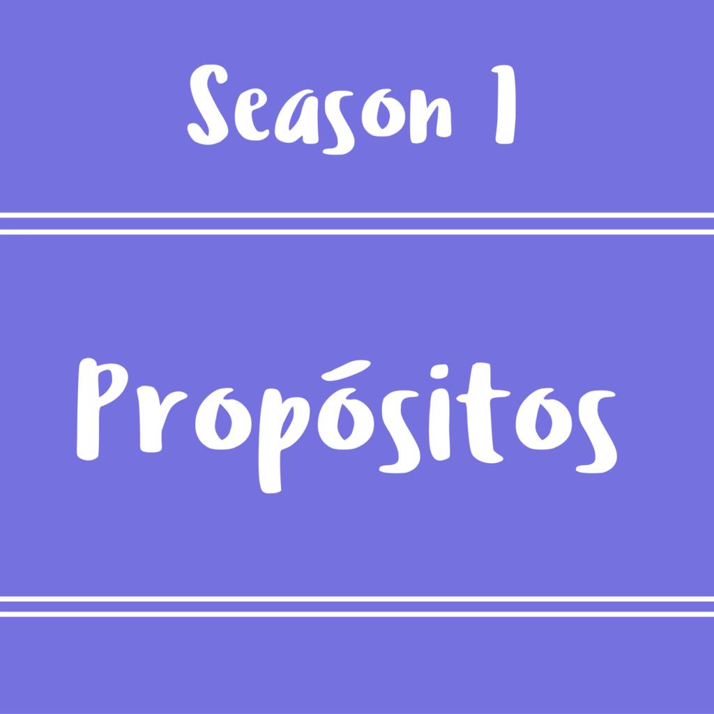 Diálogos en inglés 17 – Propósitos