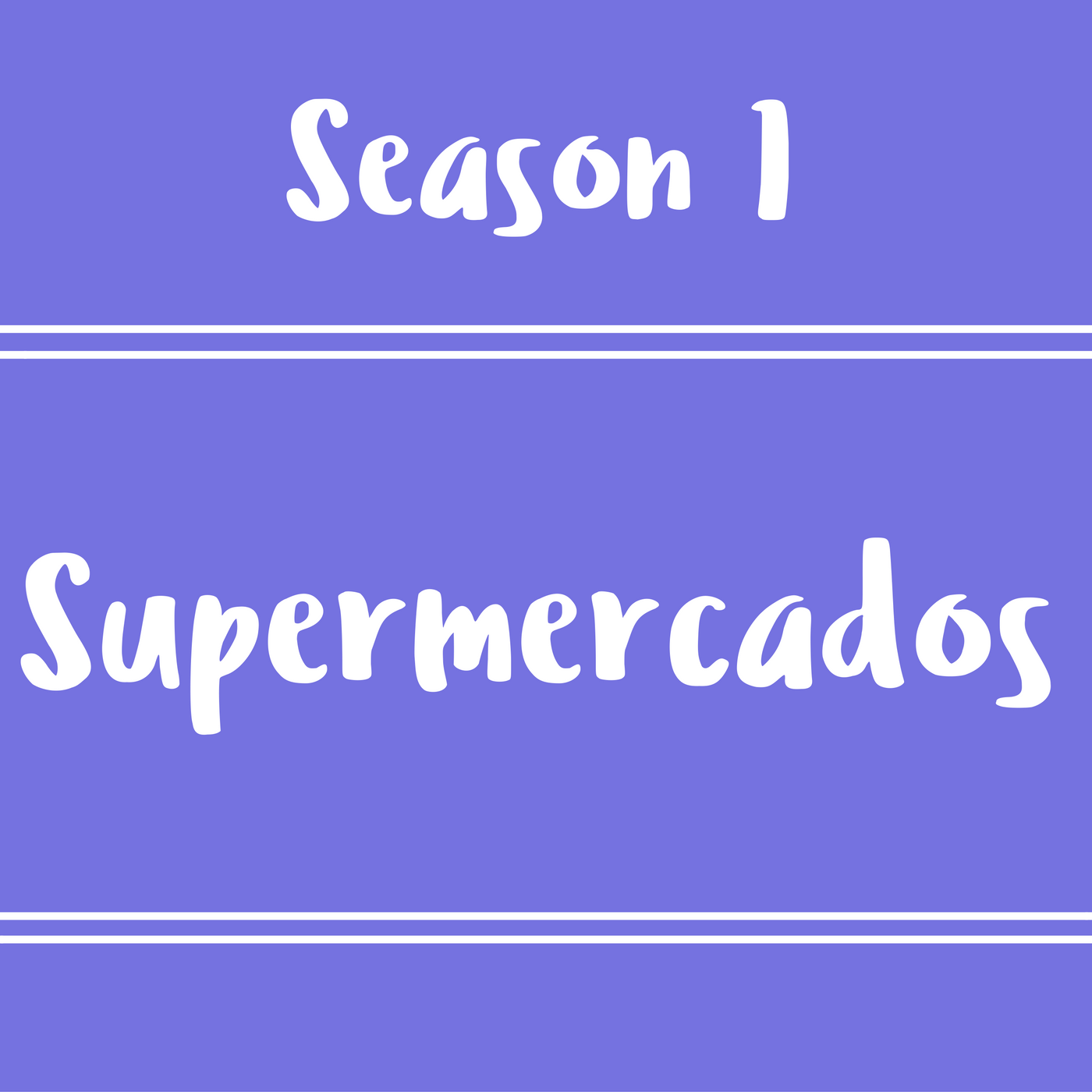 Diálogos en inglés 1 – Supermercados