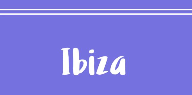 Diálogos en inglés 15 – Ibiza
