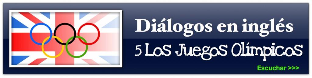 dialogos en ingles 5 Los juegos olímpicos