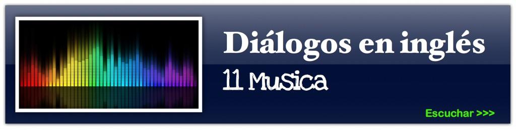 dialogos en ingles musica