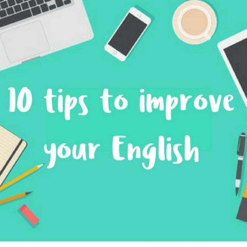 10 consejos para mejorar tu inglés