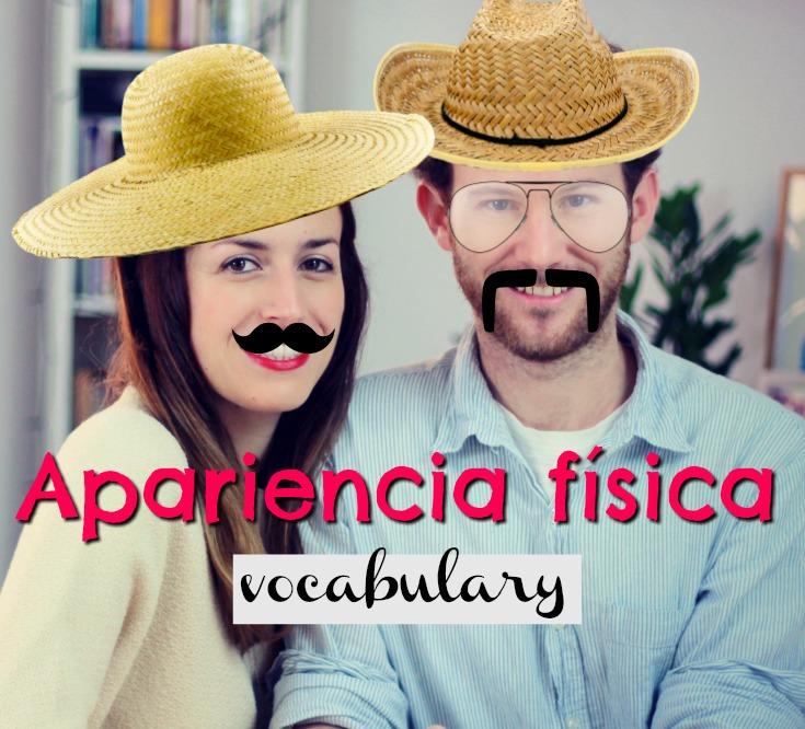 Vocabulario: APARIENCIA FÍSICA – Clase de inglés