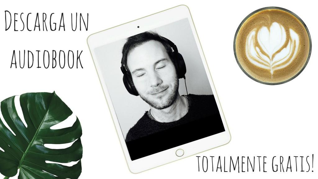 Consigue un audiobook en inglés