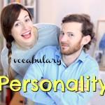 Vocabulario: PERSONALITY  – Clase de inglés – adjetivos de personalidad en inglés