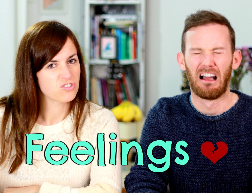 Vocabulario: FEELINGS – Clase de inglés