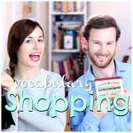 Vocabulario: SHOPPING – Clase de inglés – las tiendas en inglés