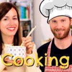 Vocabulario: Cooking – Clase de inglés – cocinando
