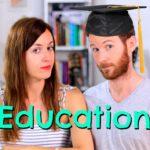 Vocabulario: Education – Clase de inglés – colegio y universidad