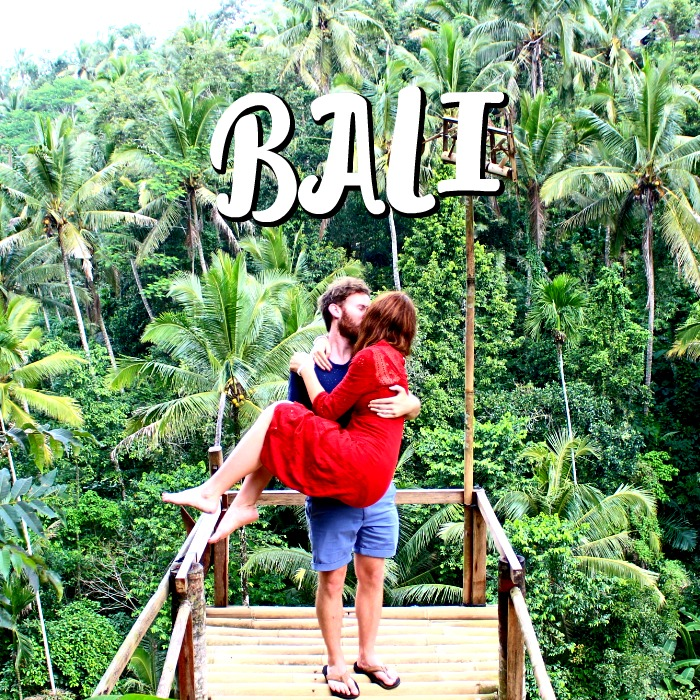 Exploring Bali (our honeymoon)