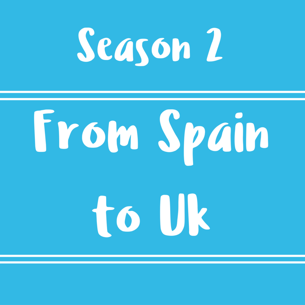 34 – From Spain to the UK – Diálogos en inglés