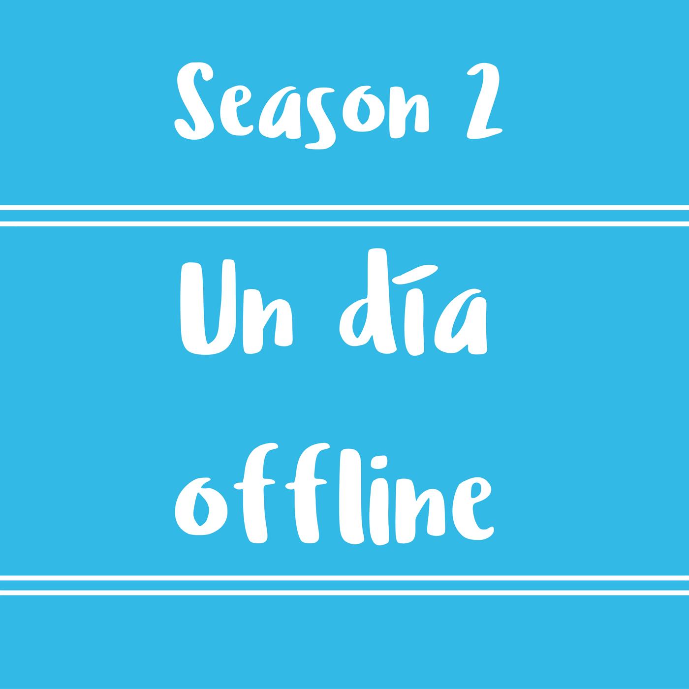24 – Un día offline – Diálogos en inglés
