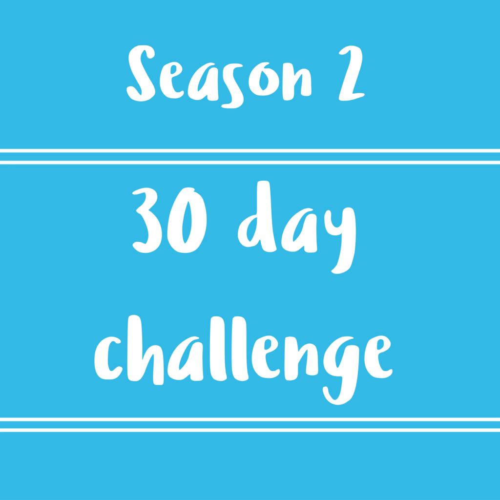 30 day challenge – Diálogos en inglés