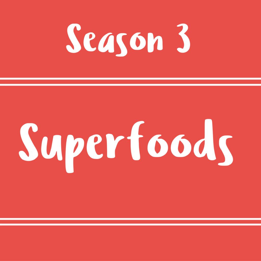 42 – Superfoods – Diálogos en inglés