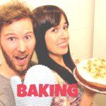 Inglés en la cocina – Baking for very special guests!